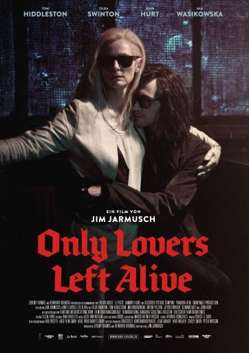 Only Lovers Left Alive - Website zum Film